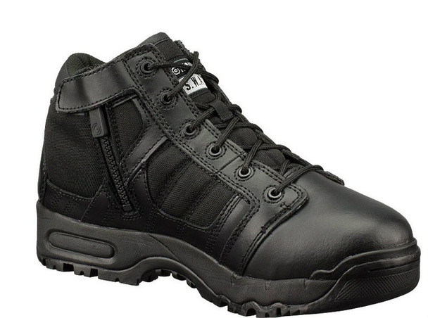 "Original SWAT 123101 Metro Air 5"" Side-Zip Men's Black Boots"