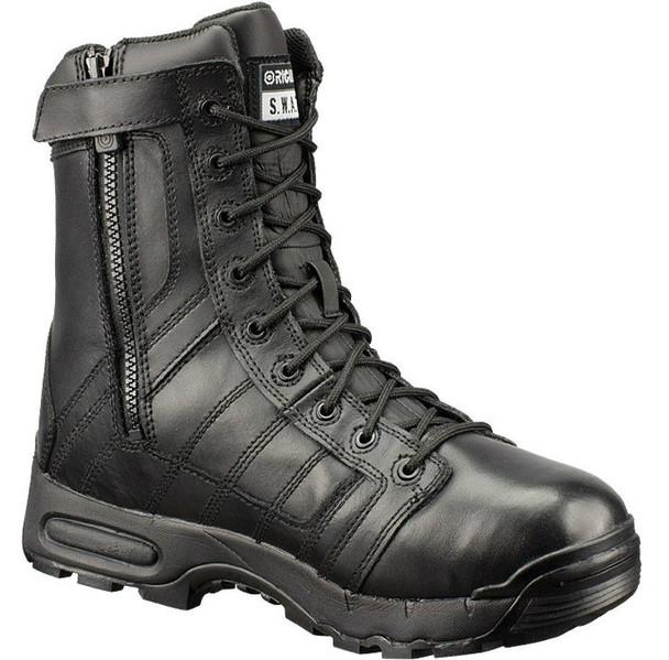 "Original SWAT 123401 Metro Air 9"" SZ 200 Men's Black Boots"