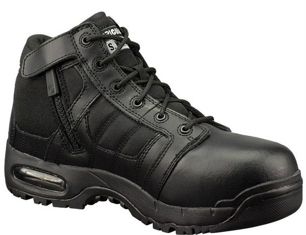 "Original SWAT 126101 Metro Air 5"" SZ Safety Men's Black Boots"