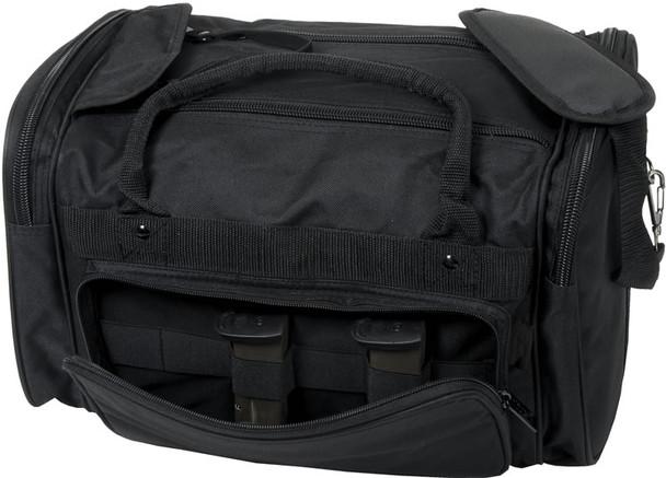 US Peacekeeper 18Wx10Hx10D Medium Range Bag - Black