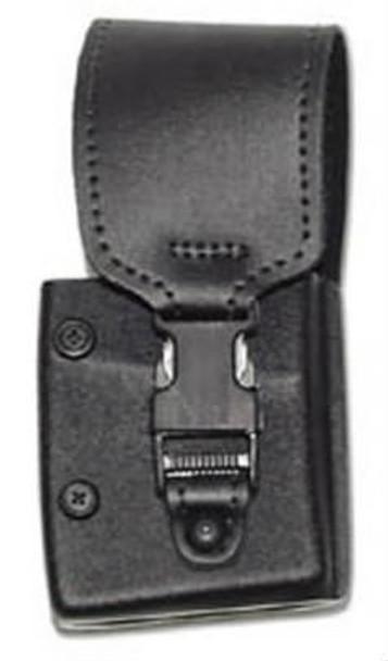 Safariland Single Mag Pouch w/Flap - H&K M&P - Left Hand - Black