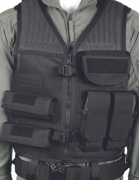 Blackhawk Omega Shotgun/Rifle Vest, Black