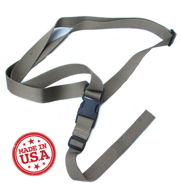 KZ Single Point Slings w/Quick Release & Universal Strap