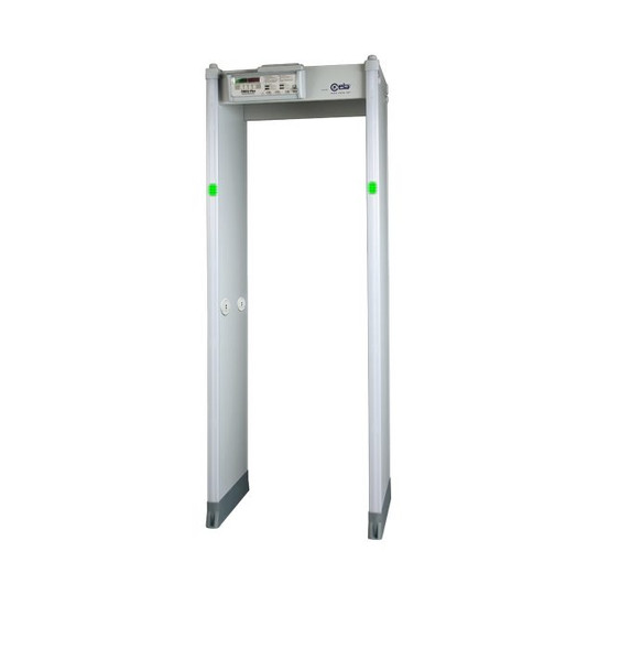 Ceia PMD2 Plus Enhanced Walk Through Multi-Zone Metal Detector