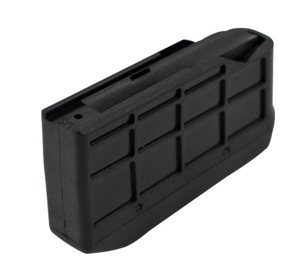 Tikka T3 Short Magazine .222 & 5.56mm (4 Round - Black)