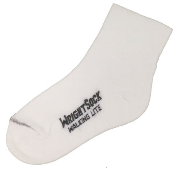 Small - White 885 Double Layer Walking Lite QTR
