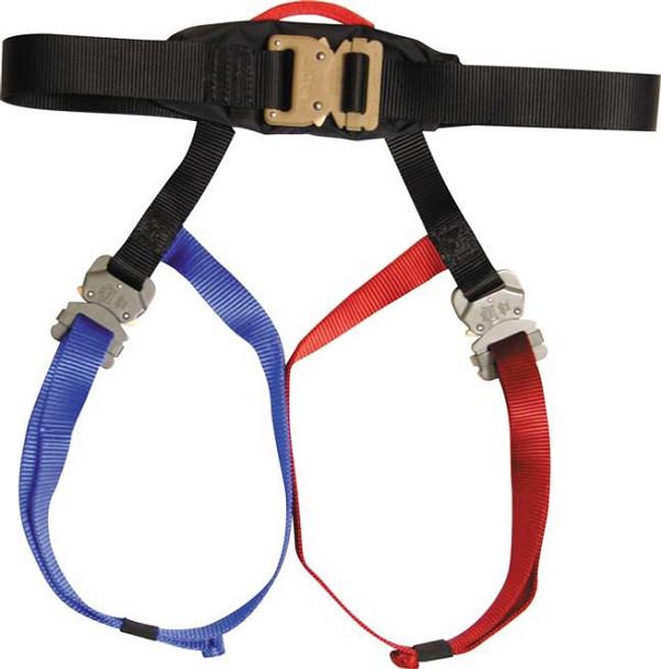Fusion Tactical Rescue Three Color Harnesses