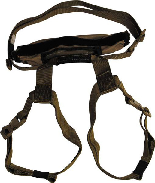 Fusion Tactical Rescue Coyote Harnesses