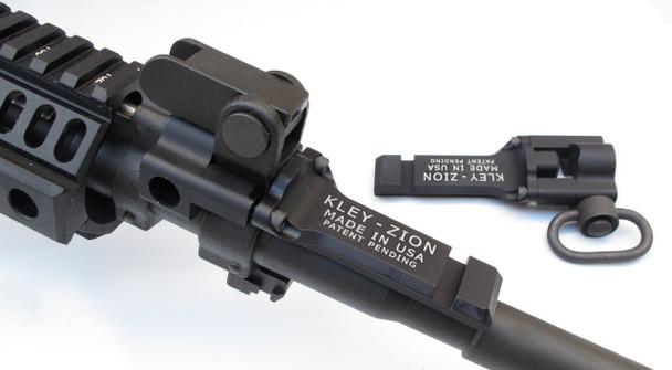 KZ Colt 6940 Combo Mount - QD Sling & Tactical Light