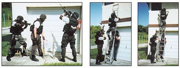 Telesteps 1600ET 12.5 ft Tactical Telescoping Ladders