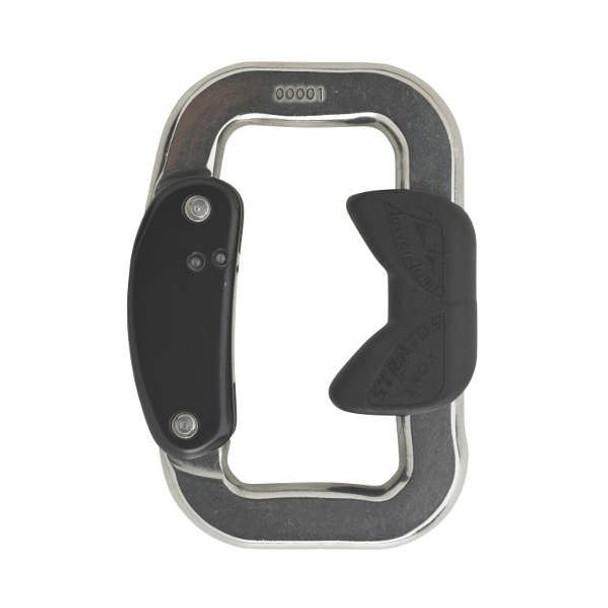 Austri Alpin Steel Sratus Inox Connector