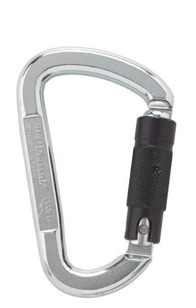 Austri Alpin Asym. D Keylock w/Single-Stage Autolock Connector