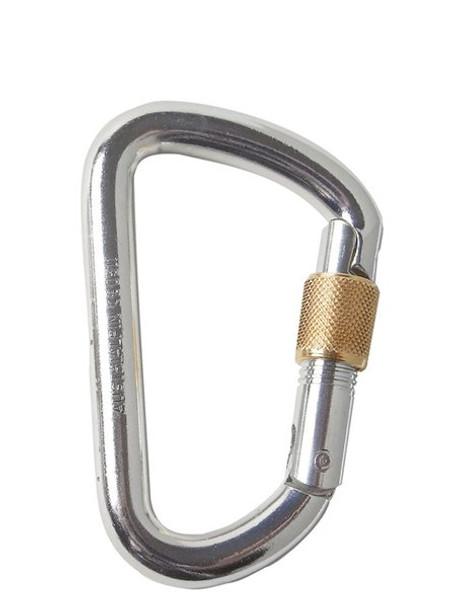 Austri Alpin D Asym. Keylock w/Screw Connector