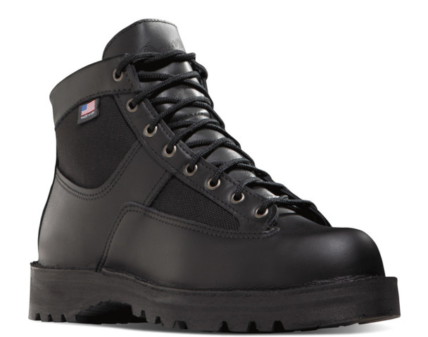 "Danner 25200 Patrol 6"" Black Boots"