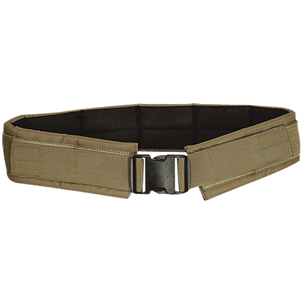 Voodoo Universal System Padded Belt COYOTE
