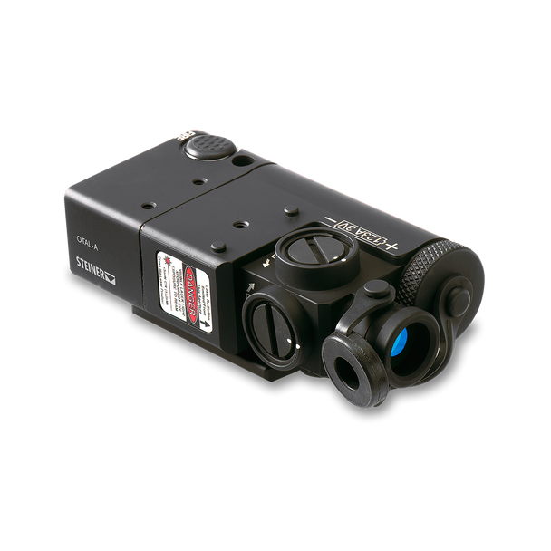 Steiner 9052 OTAL-A Offset Aiming Green Laser - Advanced
