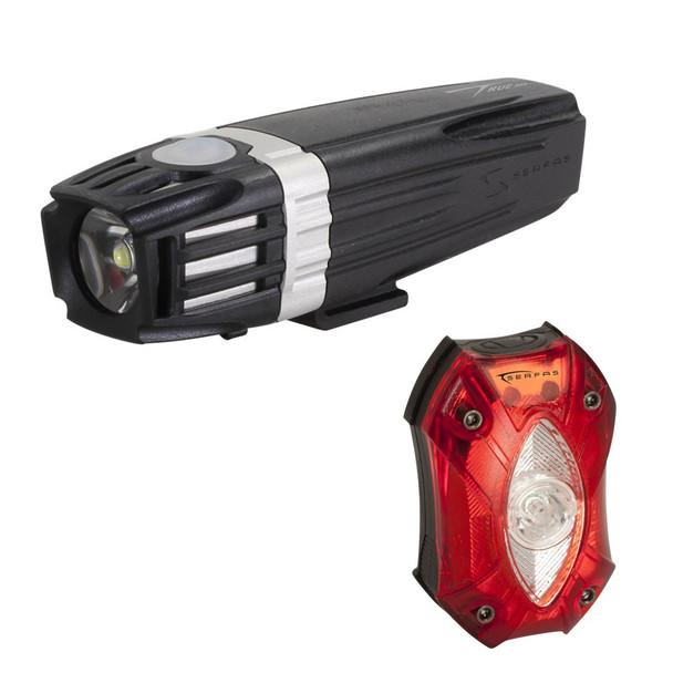 Serfas CP-R2 Combo Light Kit
