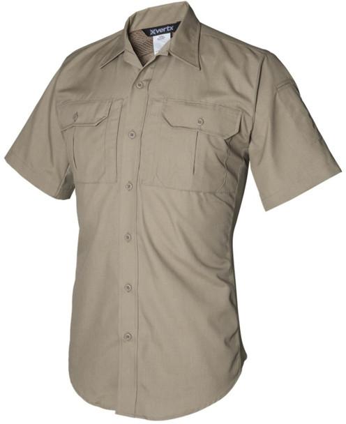 Vertx VTX8100DT Phantom LT Short Sleeve Shirt, Desert Tan