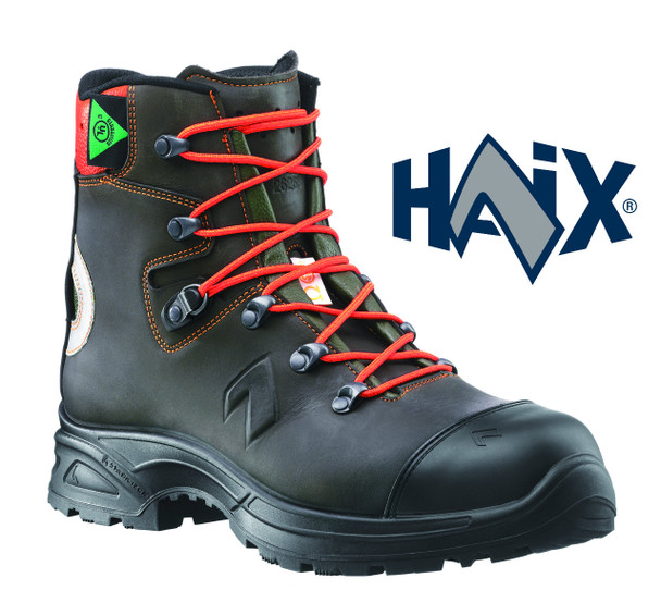 Haix 604103 Airpower XR200 Nubuk Leather Forestry Boots