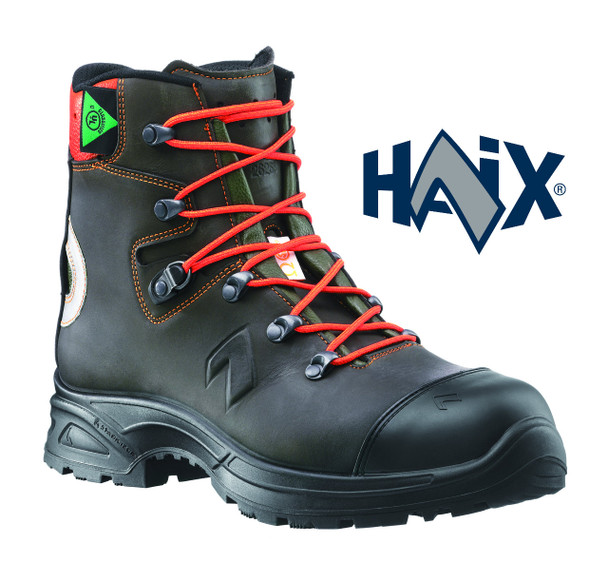 Haix 604104 Women's Airpower XR200 Nubuk Leather Forestry Boots