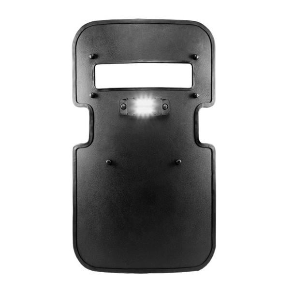 Fox Fury B70 Ballistic Shield 1200 Lumen Light & Handle
