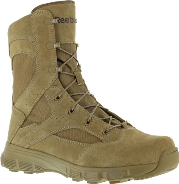 "Reebok RB8822 Men's Dauntless 8"" Tactical Boots AR670-1 Compliant"