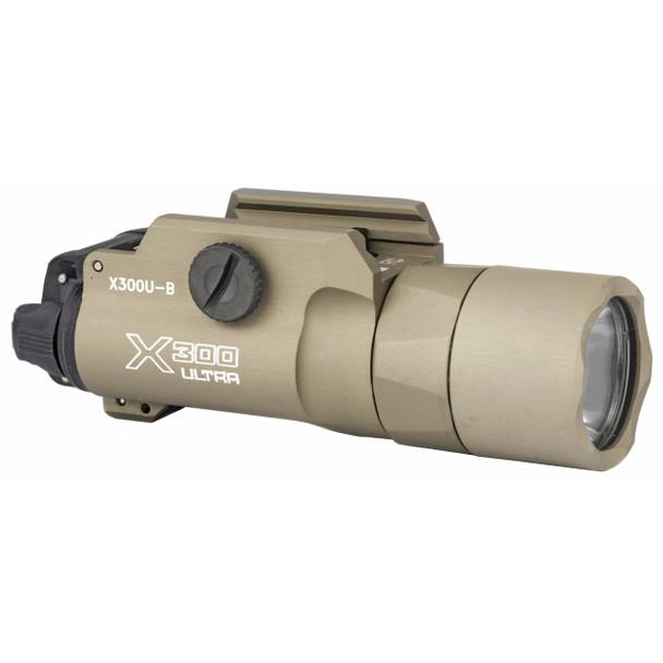 Surefire X300U-B Ultra WeaponLight 1000 Lumens