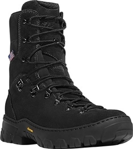 "Danner 18050 Wildland Tactical Firefighters 8"" Black Boots"