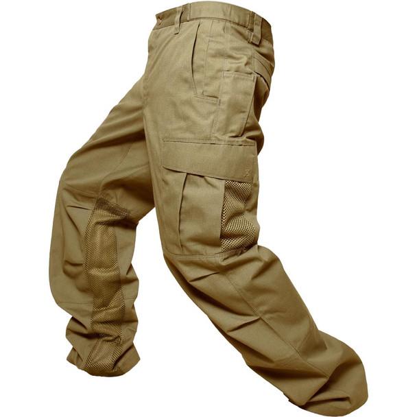 Vertx Men's Airflow Phantom Ops Tactical Pants, Desert Tan