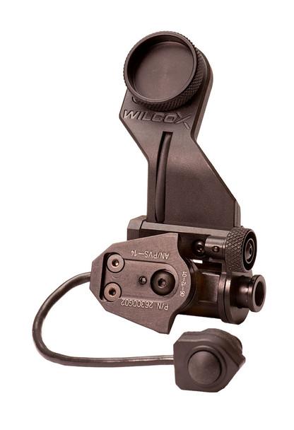 Wilcox AN/PVS-14 Arm GEN I w/ NVG On/Off Switch