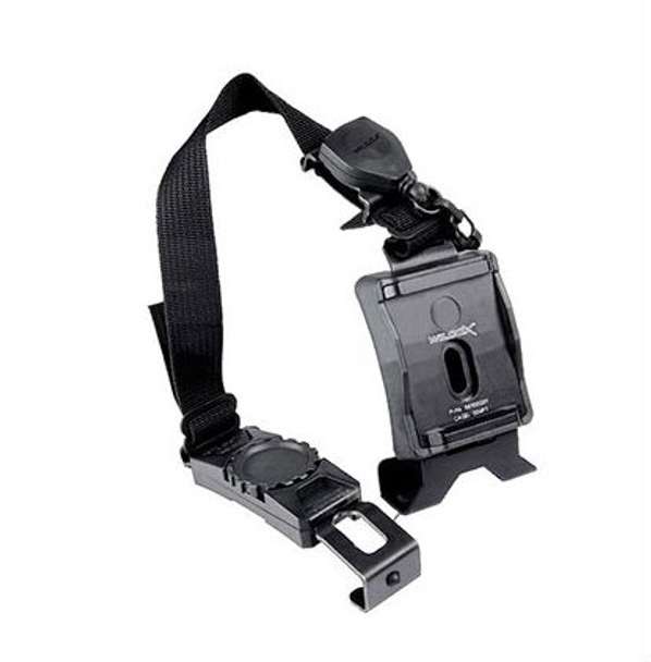 Wilcox L4 Series One Hole Army Compatible Ratchet Strap for MICH/ACH