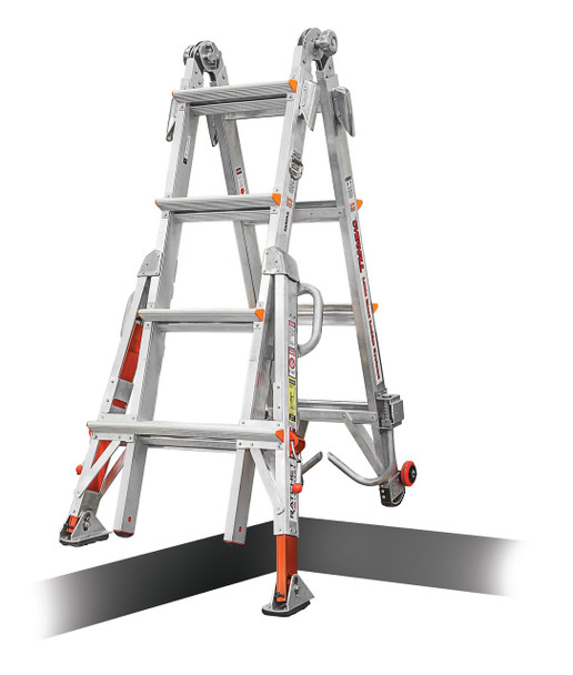 Little Giant Overhaul Fire Fighting Ladder