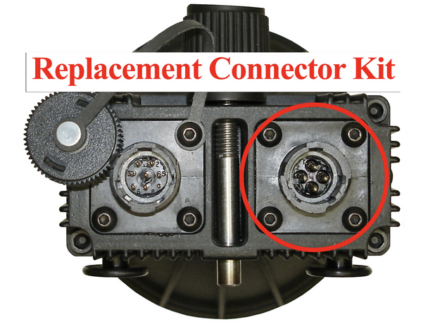 Maxa Beam Plastic Searchlight Power Connector Replacement Kit