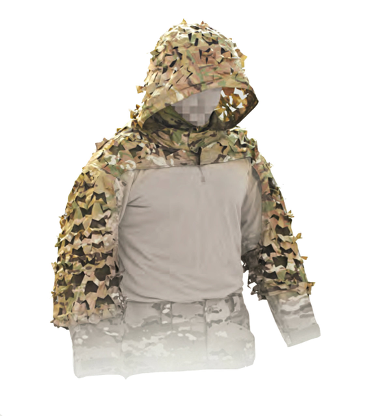 Crye Precision MultiCam Compact Assault Ghillie