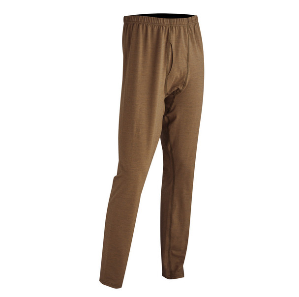 Wild Things Tactical 50248 FR Winter Weight Coyote Base Layer Bottoms