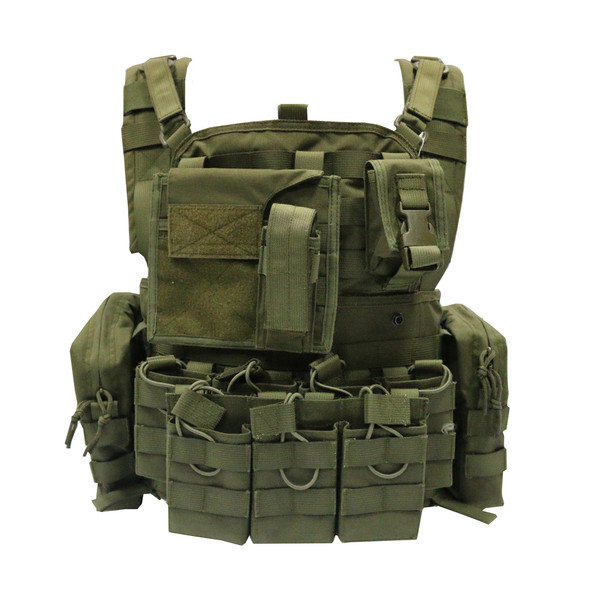 Tactical MOLLE AL002 Chest Rig Military Vests
