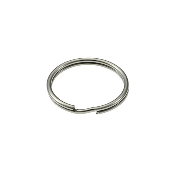 """Key-Bak 0800 Split 3/4"""" Ring 10 Pack"""