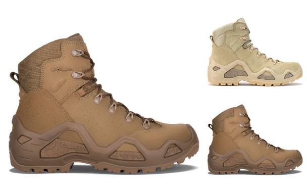 Lowa Men's Z-6S Desert Boots