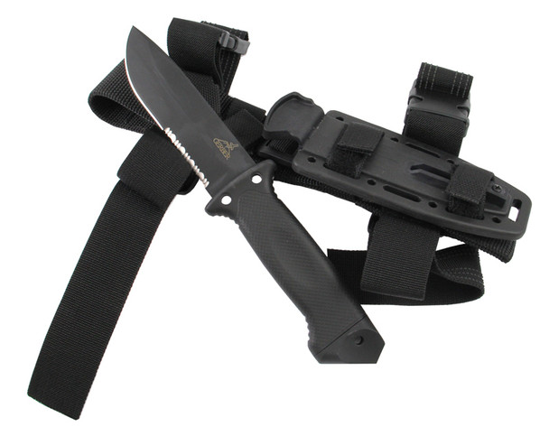 Gerber LMF II Infantry Knives Black