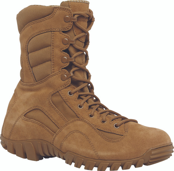 Belleville TR550 KHYBER Hot Weather Lightweight Mountain Hybrid Boots, Coyote