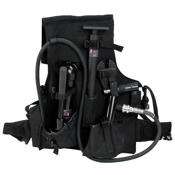 RAT Rapid Assault Tools Hydraulic Backpack Kit 2