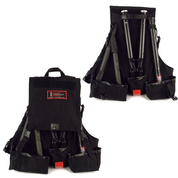 "RAT Rapid Assault Tools 30"" Extendable Kit Backpack"