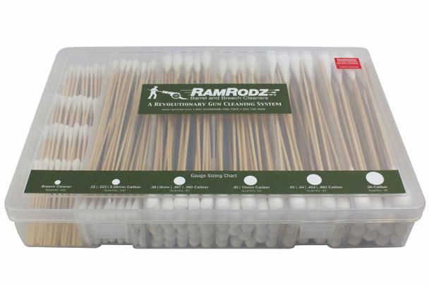 RamRodz Range Kit Assortment For Pistols