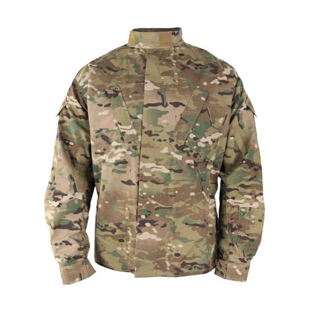 Propper F541838377 ACU Battle Rip Multicam Camo Coats