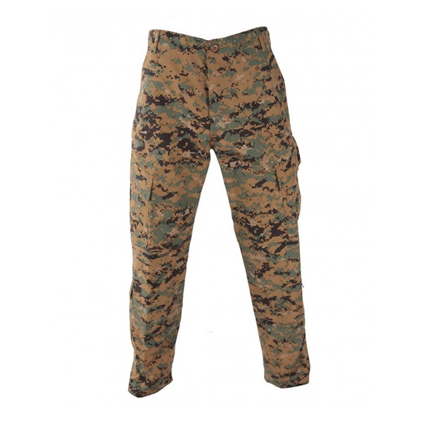 Propper 9500 ACU 65/35 Poly/Cotton Button Fly Trouser, Woodland Digital
