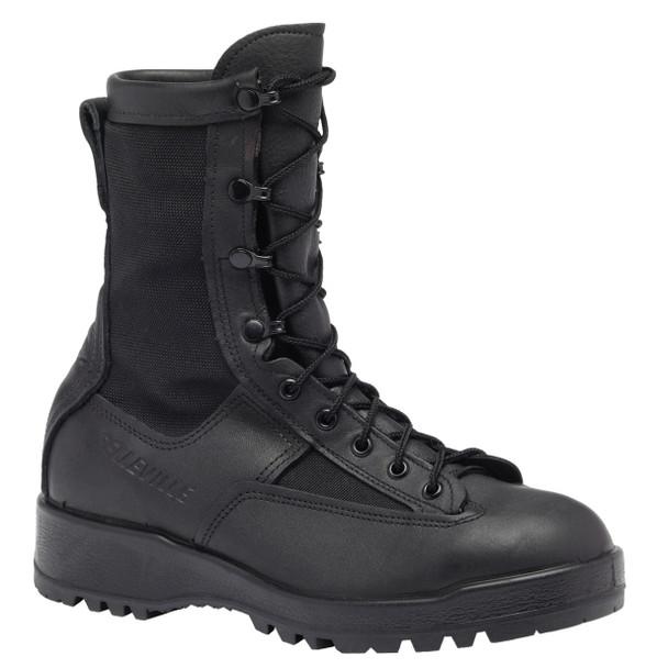 "Belleville 700 8"" Waterproof Insulated Duty Black Boots"