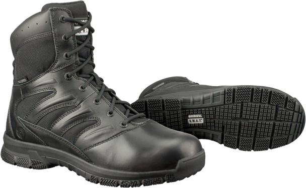 """Original SWAT 152001 Men's Force 8"""" Waterproof Black Boots"""