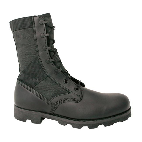 Altama 6852 Men's Jungle Vulcanized Boots, Black