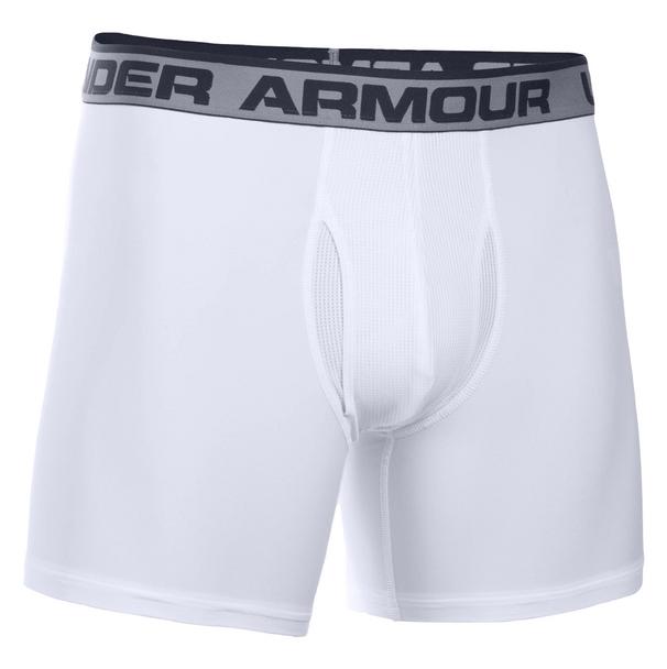 "Under Armour 1277238 Mens Original Series 6"" Boxerjock"