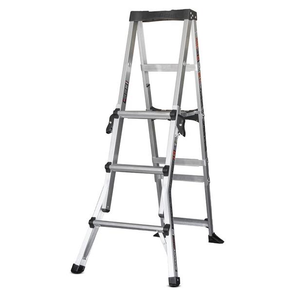 Little Giant SmartStep Ladder - 6 Foot / 300lbs Capacity